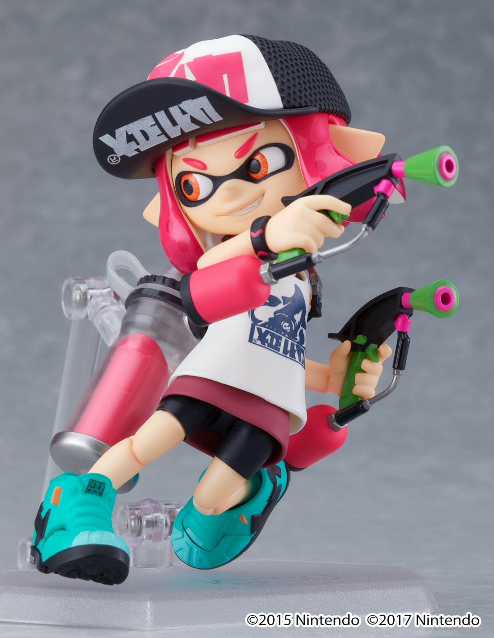 Illustration for article titled New iSplatoon/i Figures Are Like Amiibo, Only Much Betterem/em