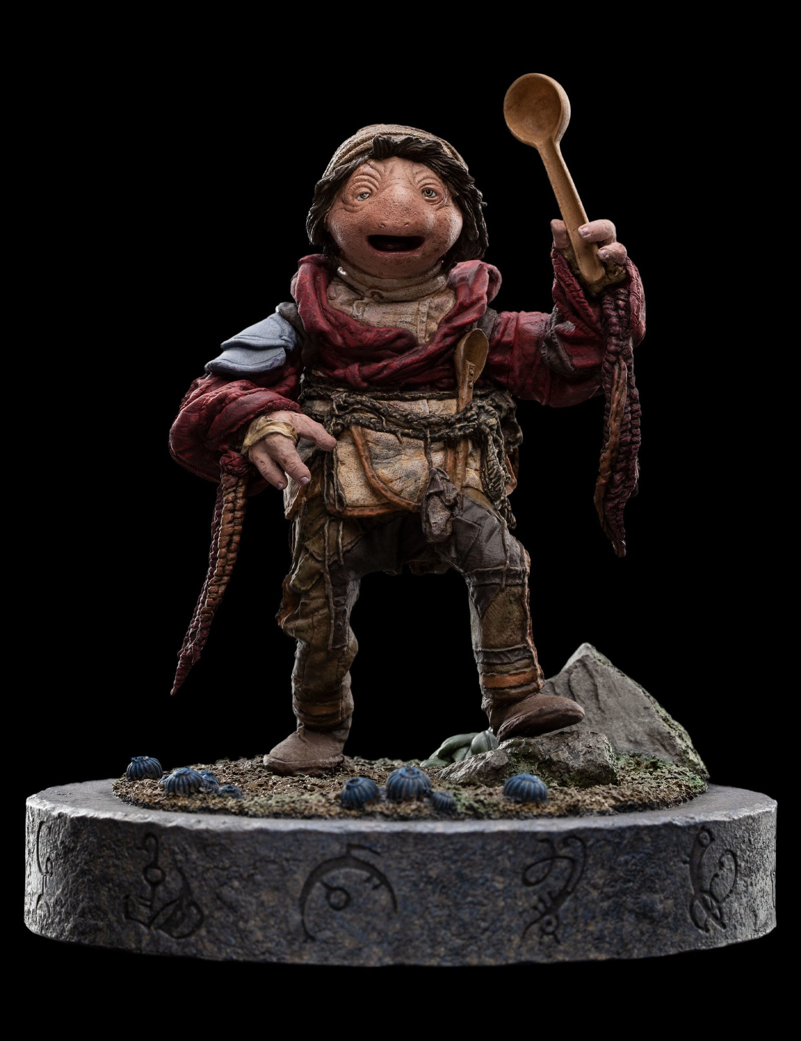 Hup the Podling 1:6 scale statue