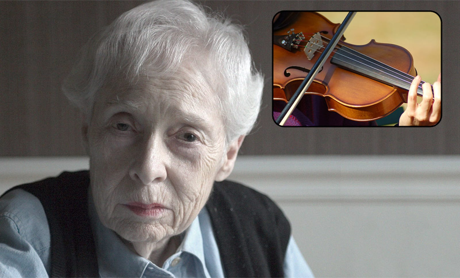 97-Year-Old Dies Unaware Of Being Violin Prodigy