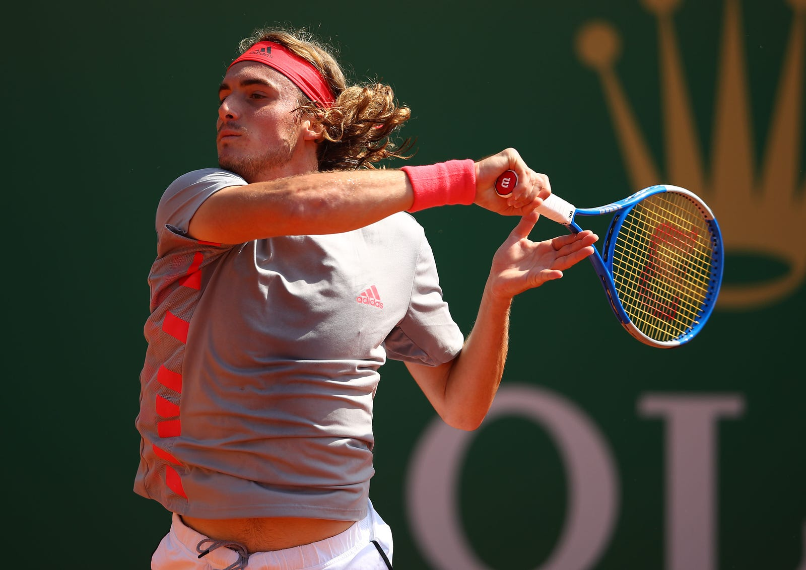 The Stefanos Tsitsipas Channel Is Always On