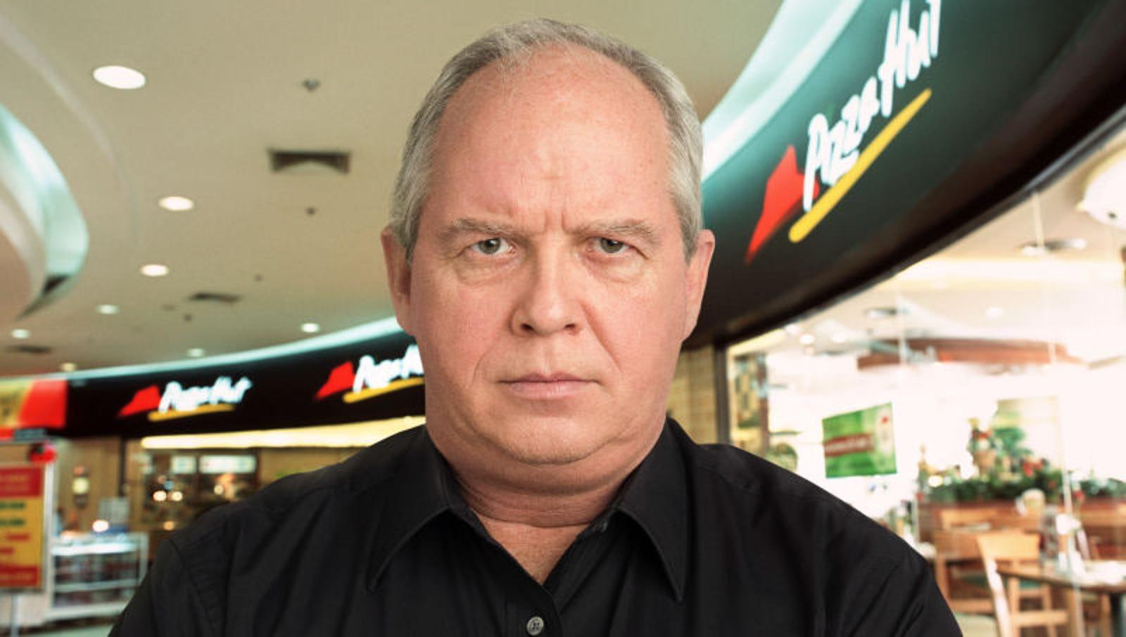 Man Annoyed By Travel Plaza's Abridged Pizza Hut Menu