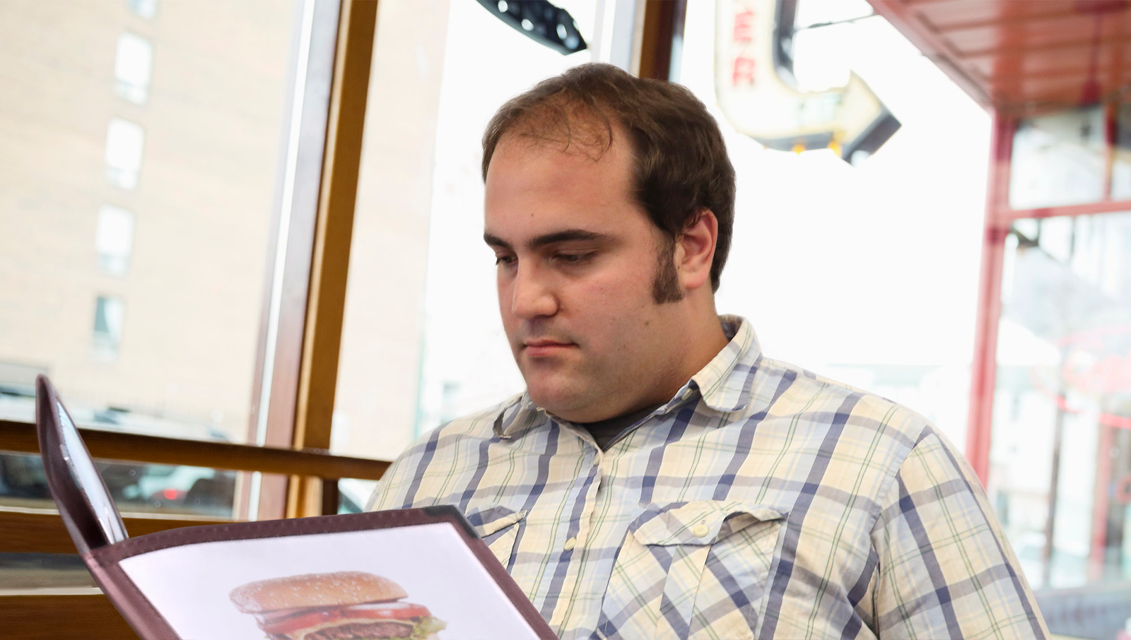 Backup Plan In Case Menu Item Out Of Stock Most Well-Thought-Out Part Of Man's Life