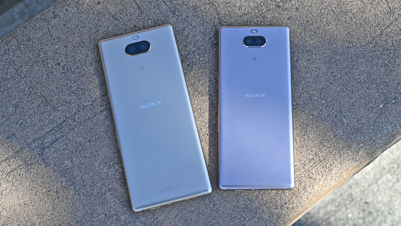 While both phones have dual cams, only the Xperia 10 Plus has a 2x zoom lens, The second camera on the standard Xperia 10 is used to measure depth for portrait mode shots.