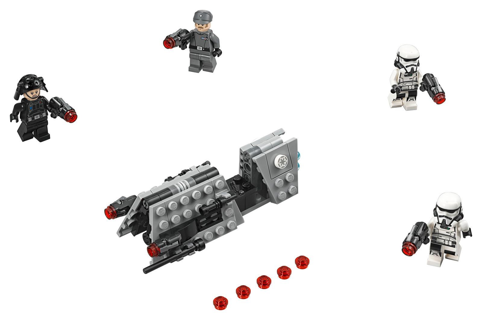 Imperial Patrol Battle Pack ($14.99)