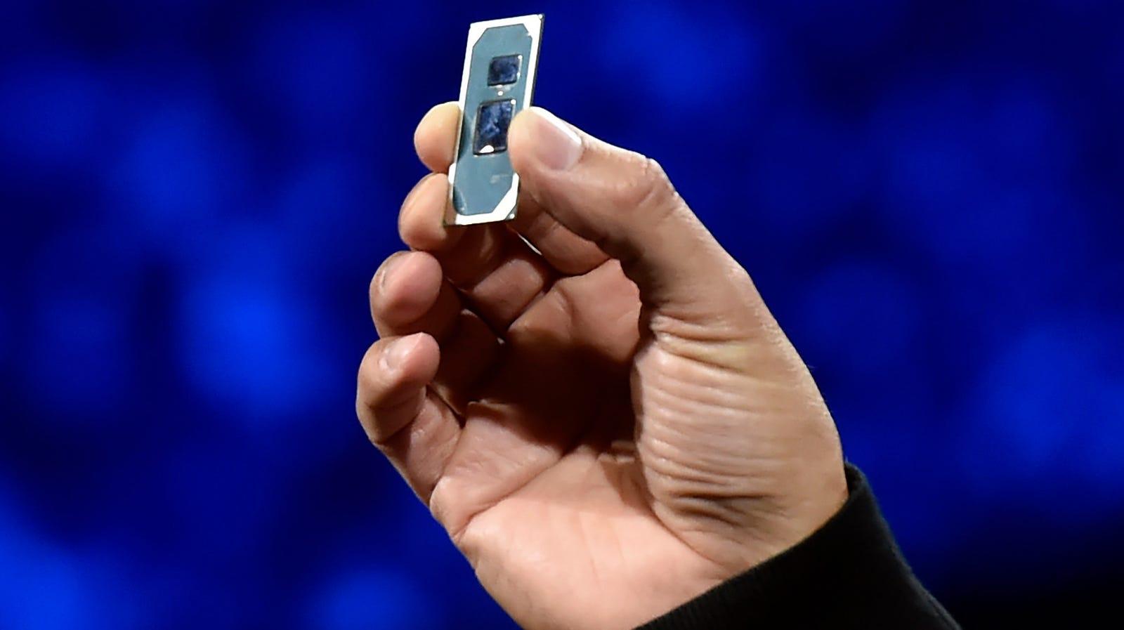Dos semanas después de que AMD anunciara los procesadores súper rápidos para computadoras portátiles, Intel anuncia a sus rivales