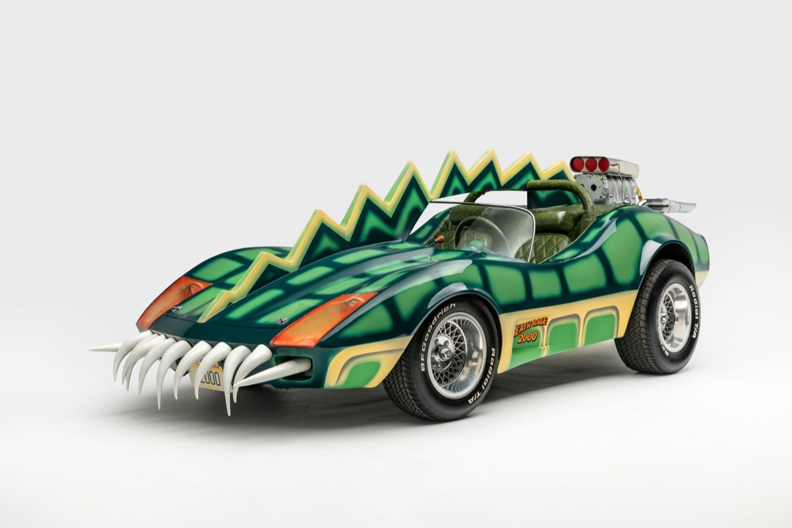 The Alligator (replica), as depicted in Death Race 2000 (1975) Designer: James Powers