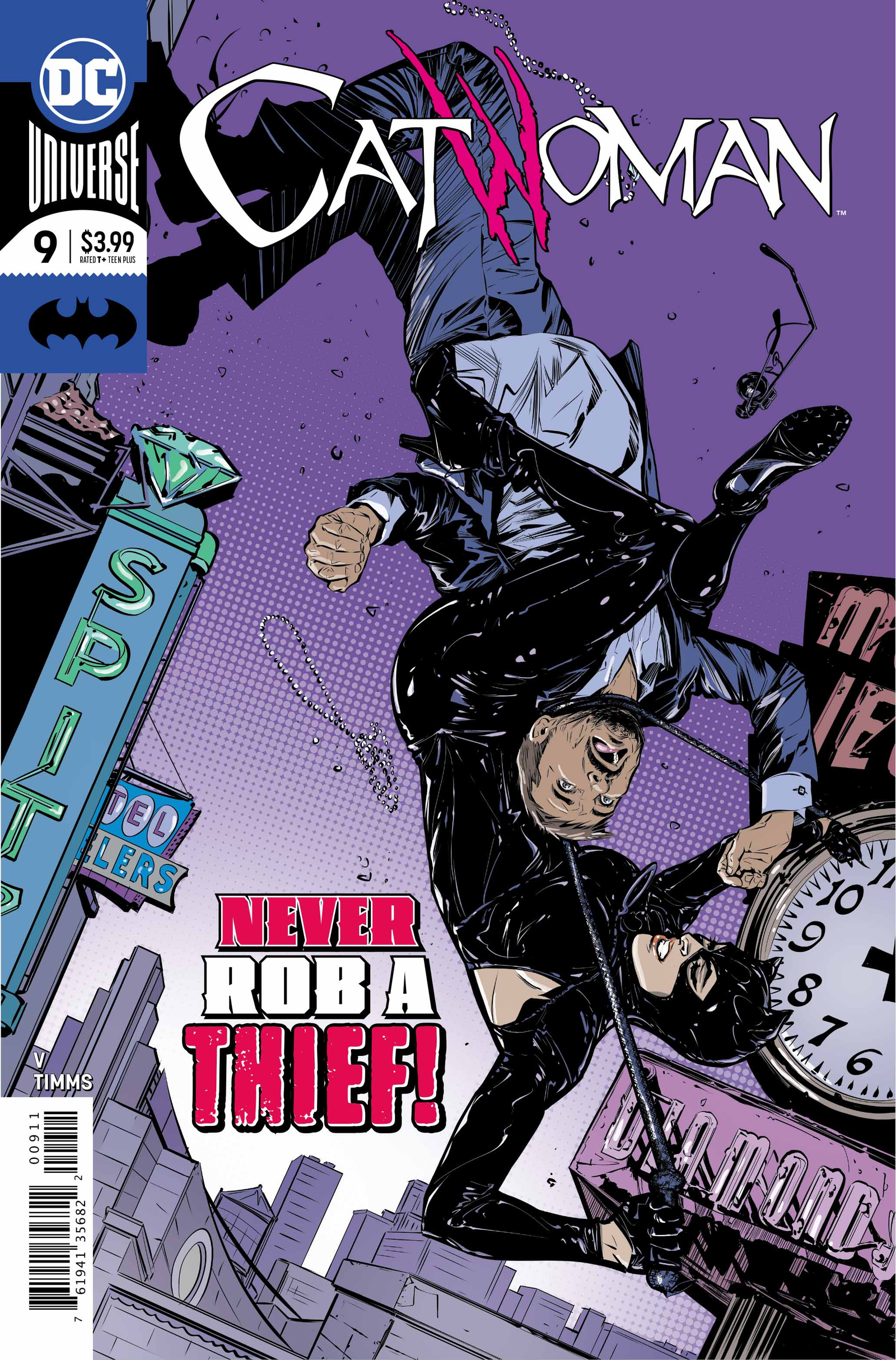 Cover by Joëlle Jones and Laura Allred