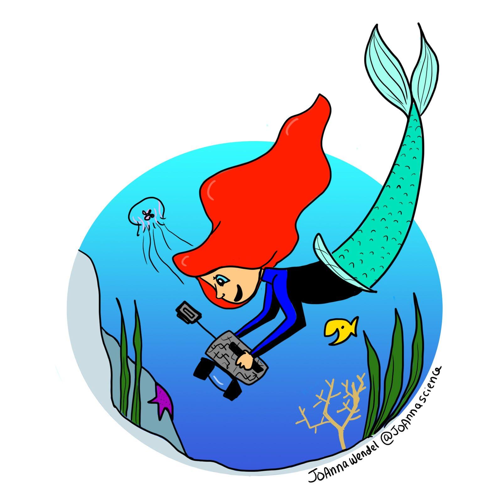 Illustration for article titled This Artist Reimagined Disney Princesses as Badass Earth Scientistsem/emem/em