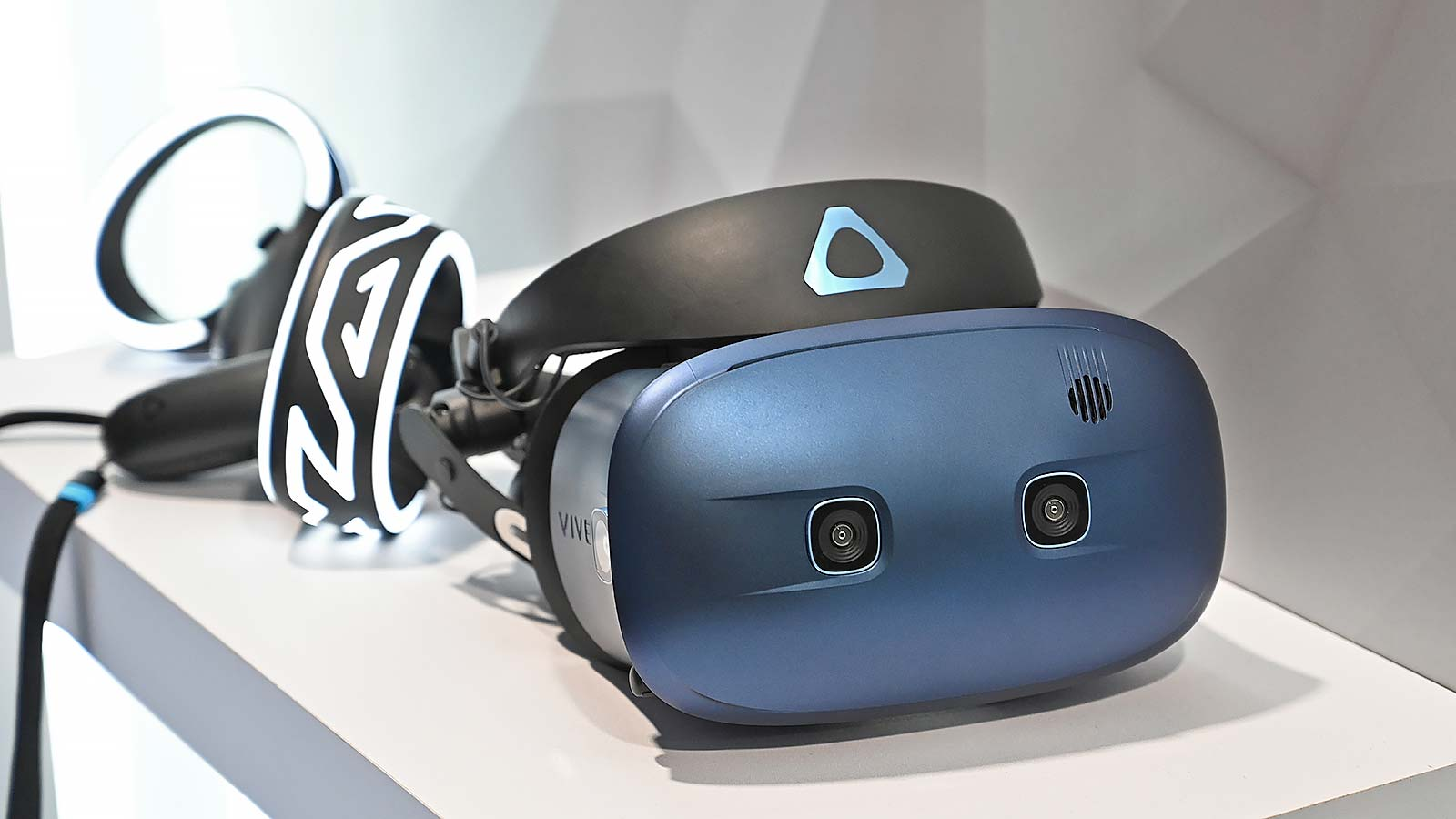 Here's a first look at the Vive Cosmos. Sadly, any concrete details about it are quite sparse.