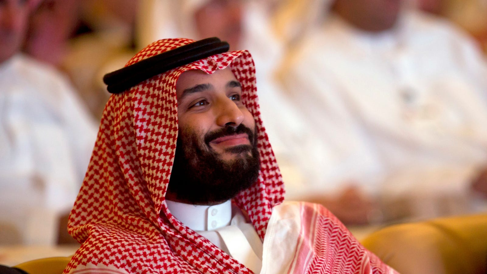 All These Extremely Powerful People May Want to Double Check They Weren't Hacked by a Saudi Prince
