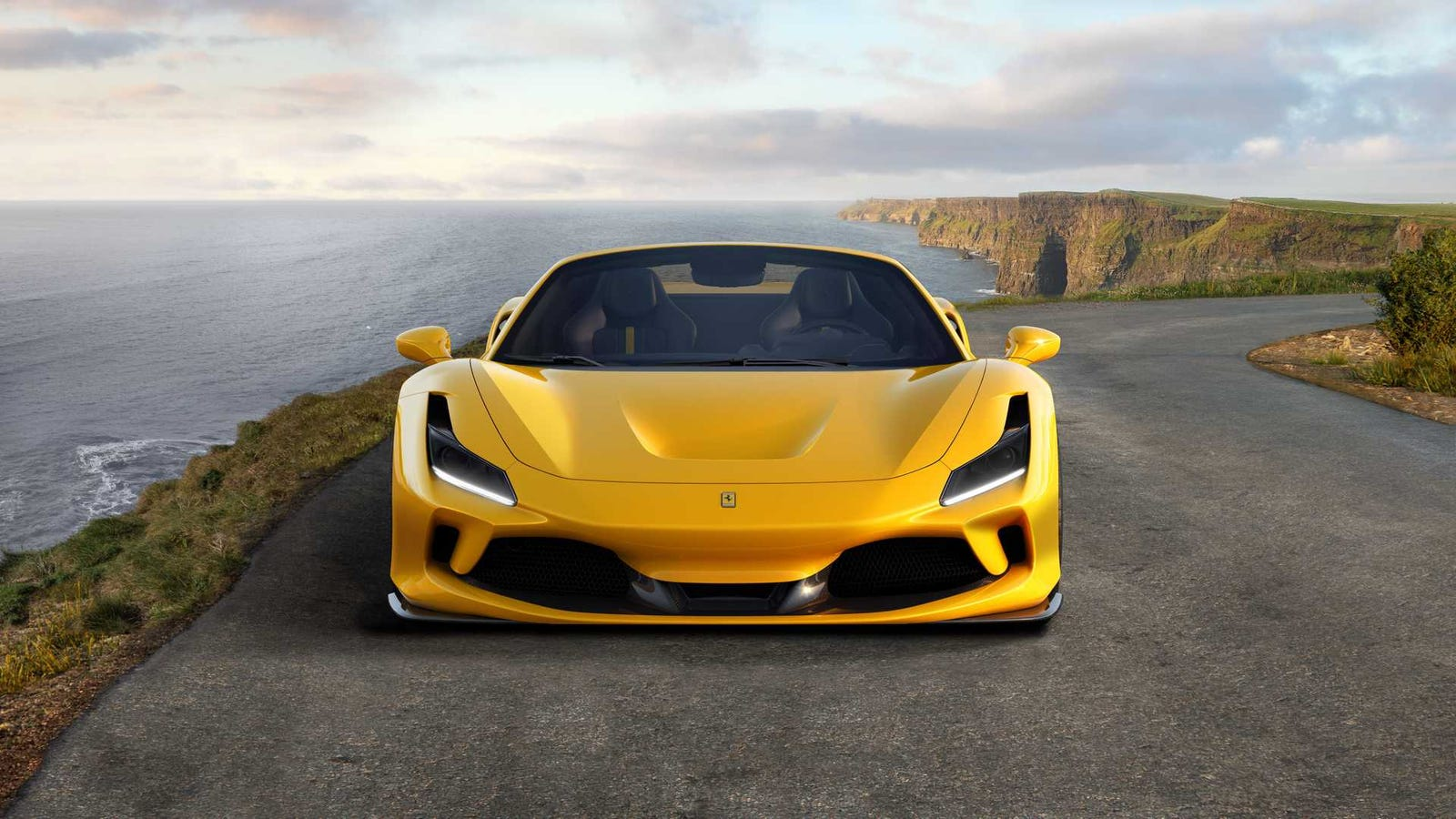 Illustration for article titled 2020 Ferrari F8 Spider: This Is It