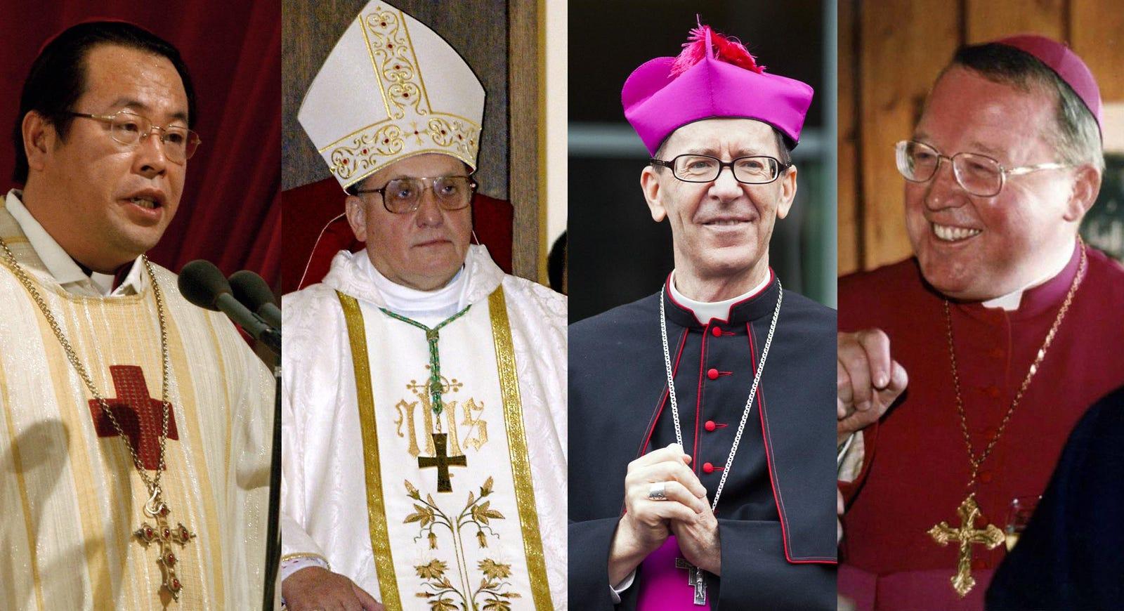 Vatican Dispatches Elite Team Of Bishops To Sabotage Contraceptive Manufacturer