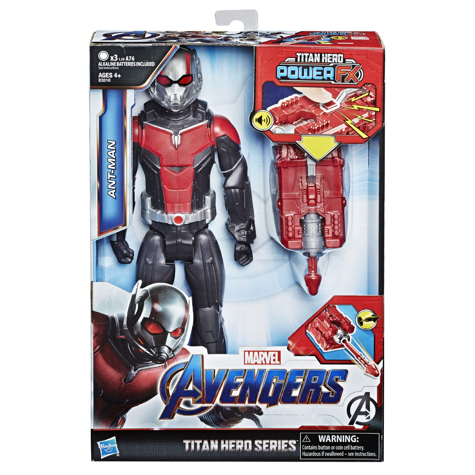 The Titan Hero PowerFX figures all feature projectile-shooting calamities that are almost assuredly not in the film. They can be yours for $25 apiece though.
