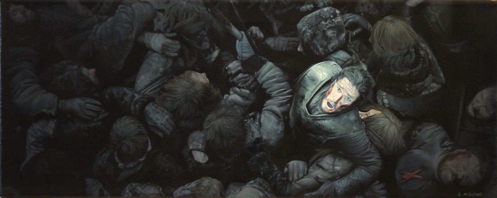 Battle of the Bastards by Scott Mitchell
