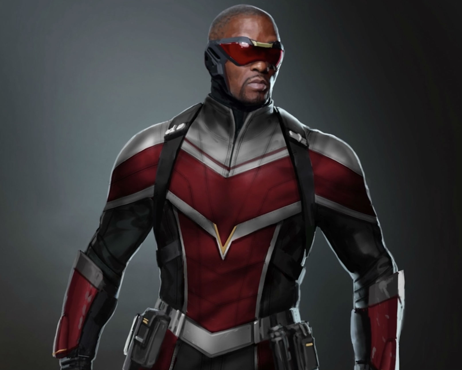 New suit for The Falcon
