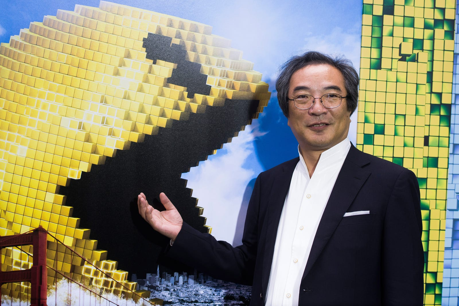 Pac-Man, The Japanese Game That Took Over The World, Turns 40