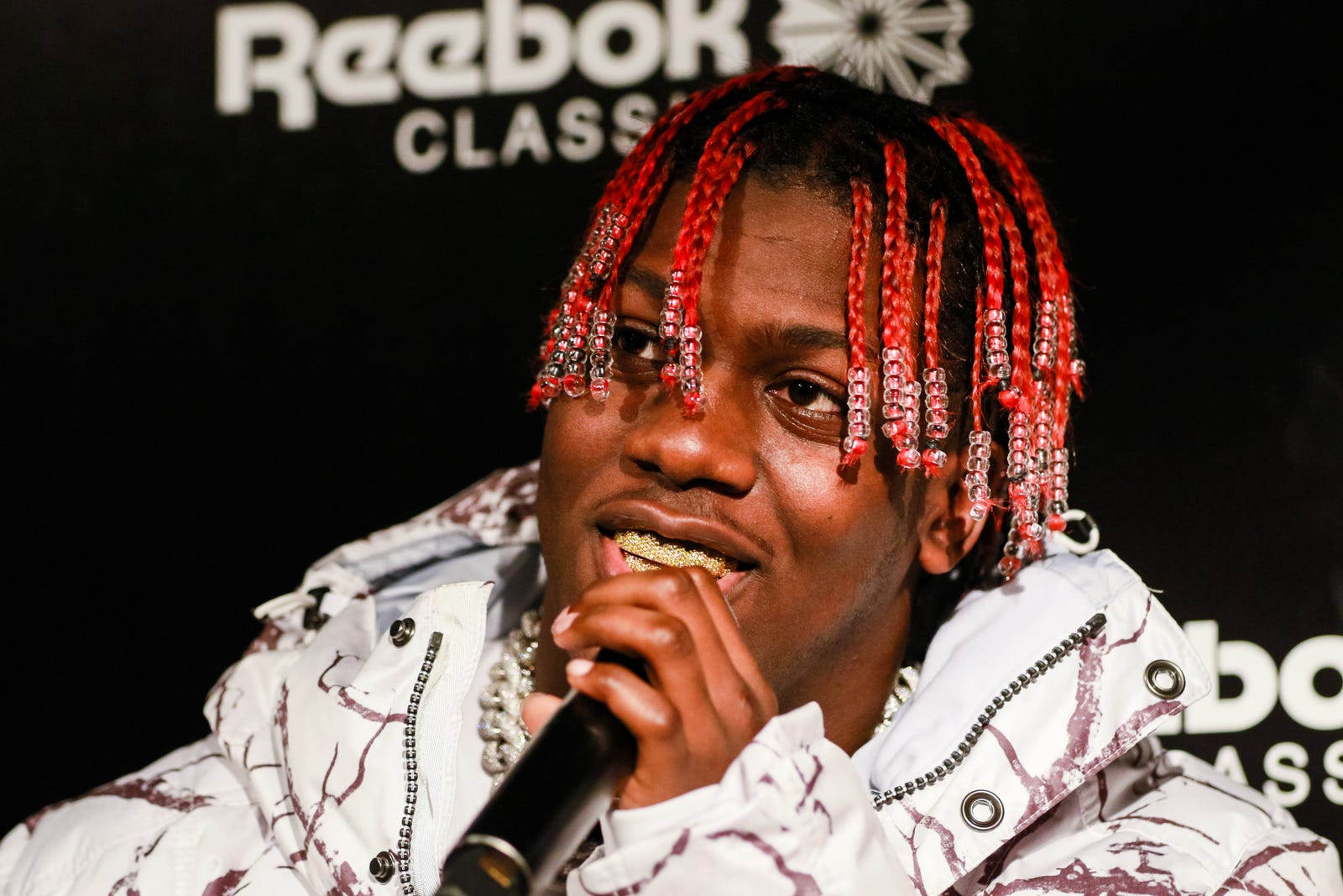 Lil Yachty (courtesy of Reebok/Hope Calnan)