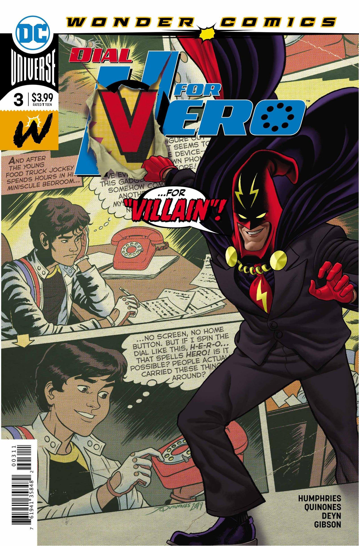 Cover by Joe Quinones