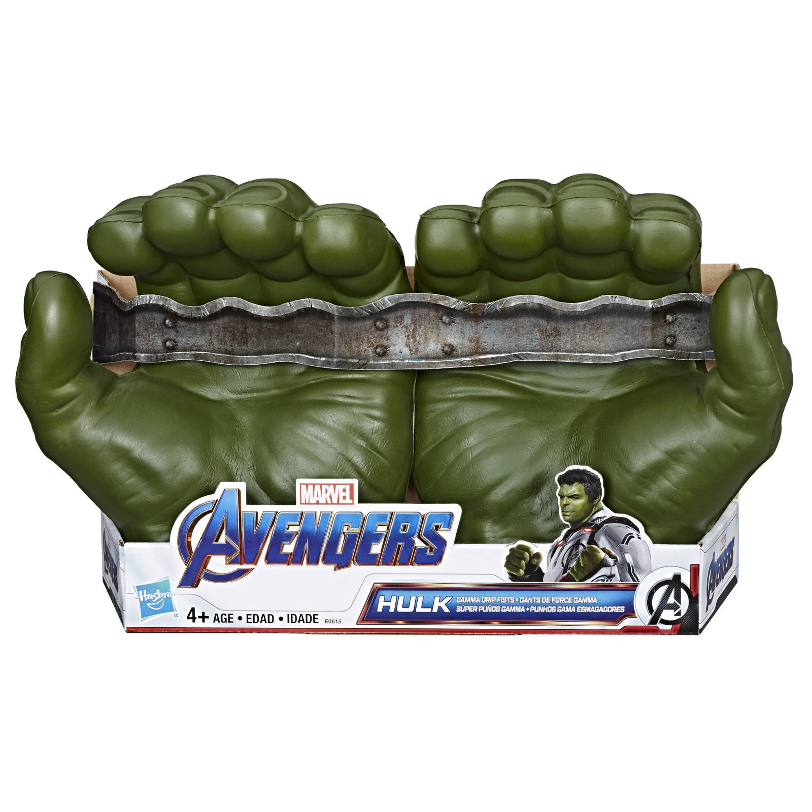 Show me an Avengers roleplay toyline without giant Hulk hands, and I will show you a liar.
