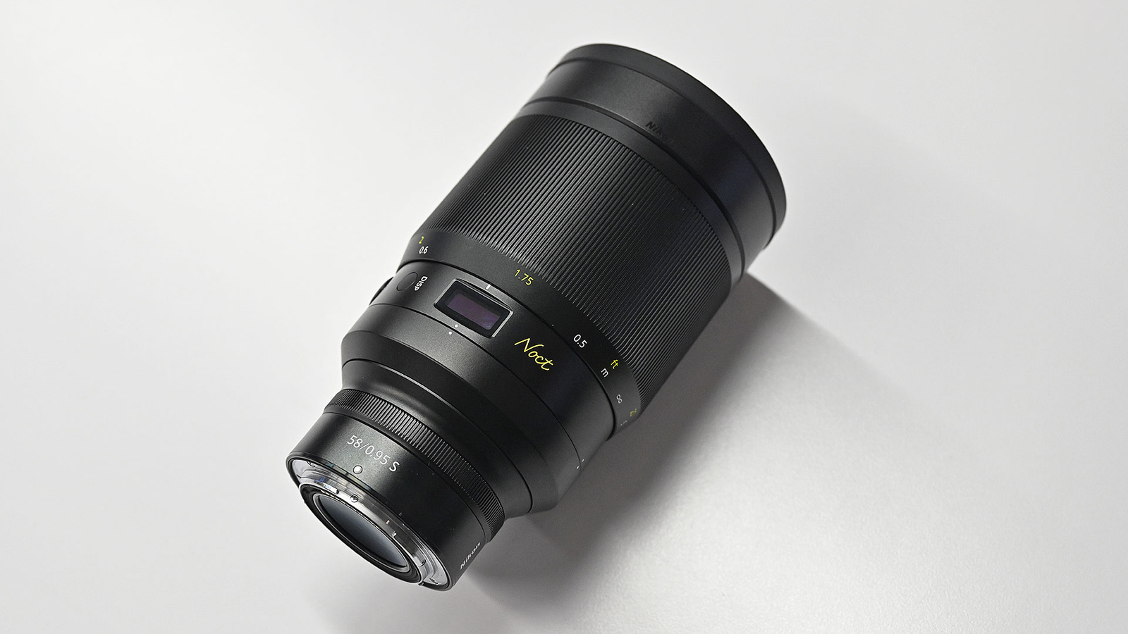 If you think $8,000 is too much to spend on a lens, then the Noct is probably not for you.
