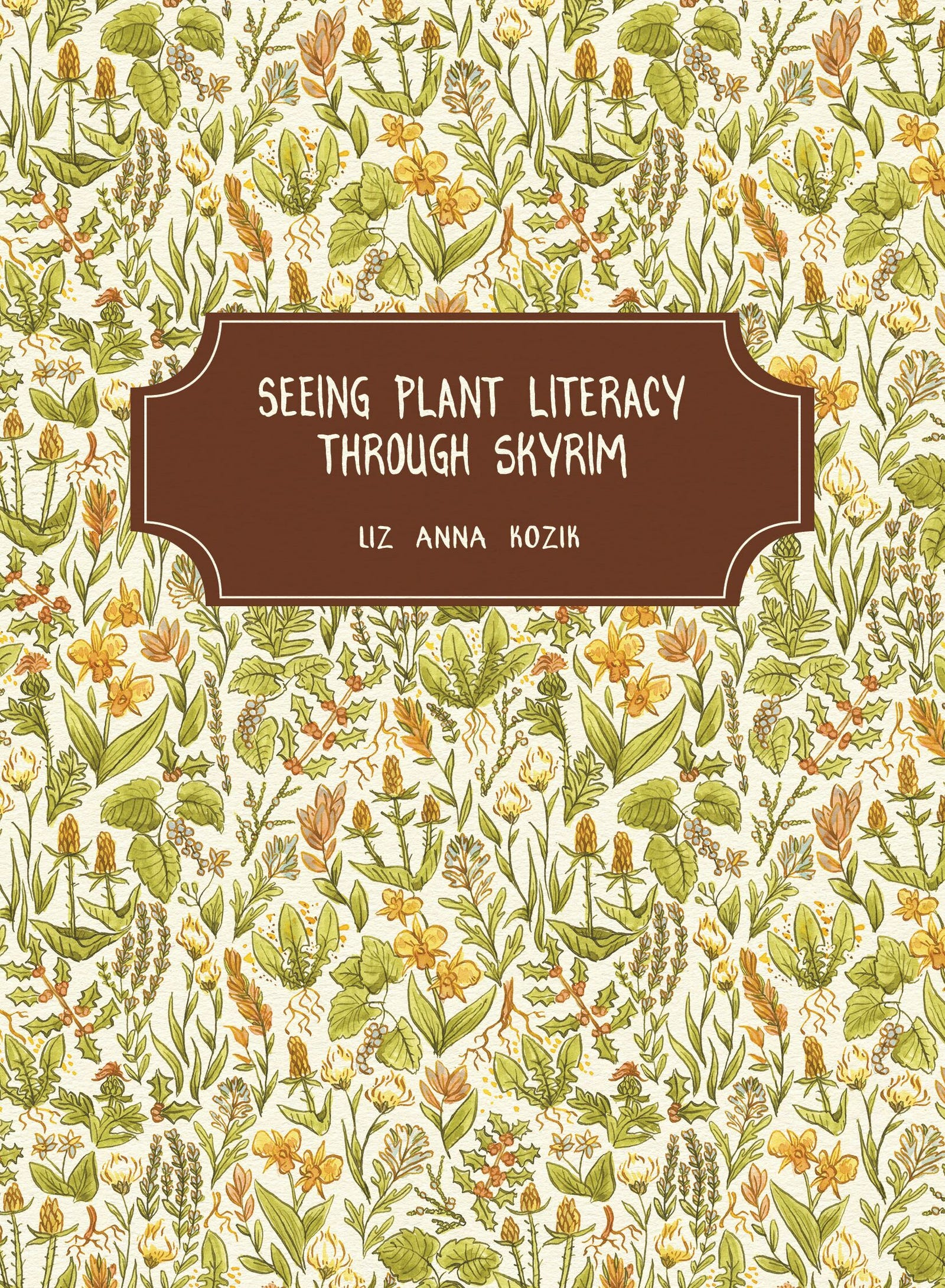 Illustration for article titled Seeing Plant Literacy Through Skyrim
