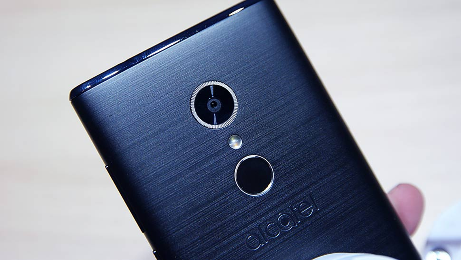 The rear camera on the Series 5.