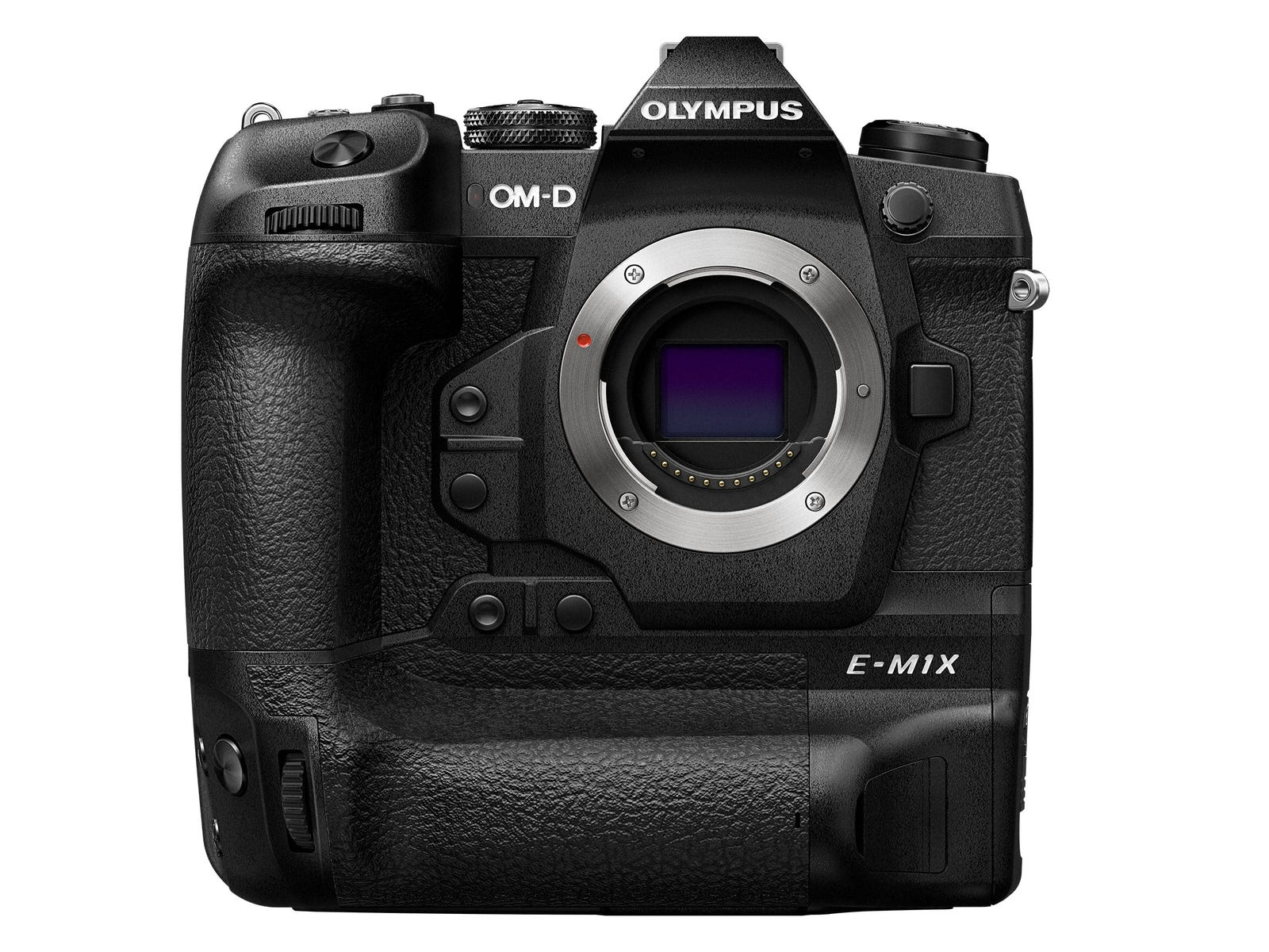 Illustration for article titled Olympus Bucks the Full-Frame Mirrorless Camera Trend with the OM-D E-M1X