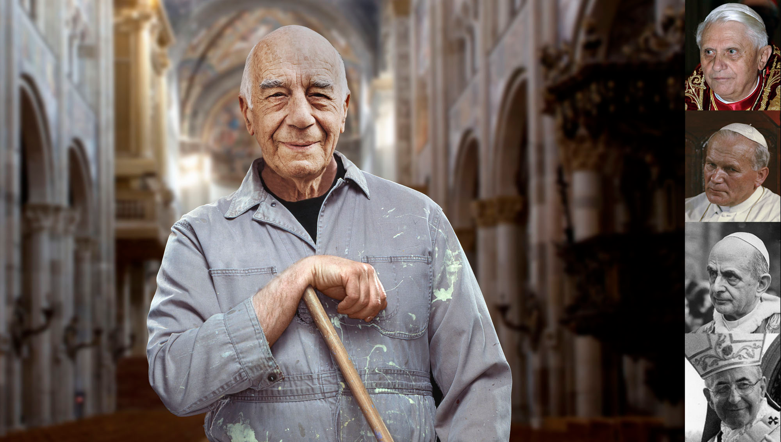 Trusted Sistine Chapel Janitor Convicted Of Sexually Abusing Last 4 Popes