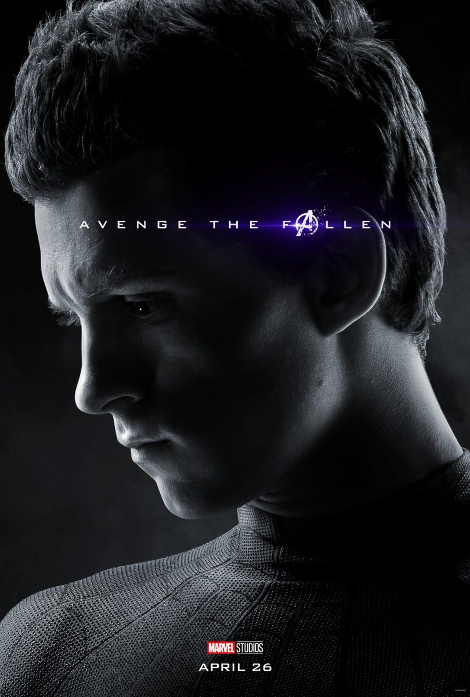 Illustration for article titled Los nuevos carteles de iAvengers: Endgame/i confirman qué otros personajes sobrevivieron al chasquido de Thanosem/em