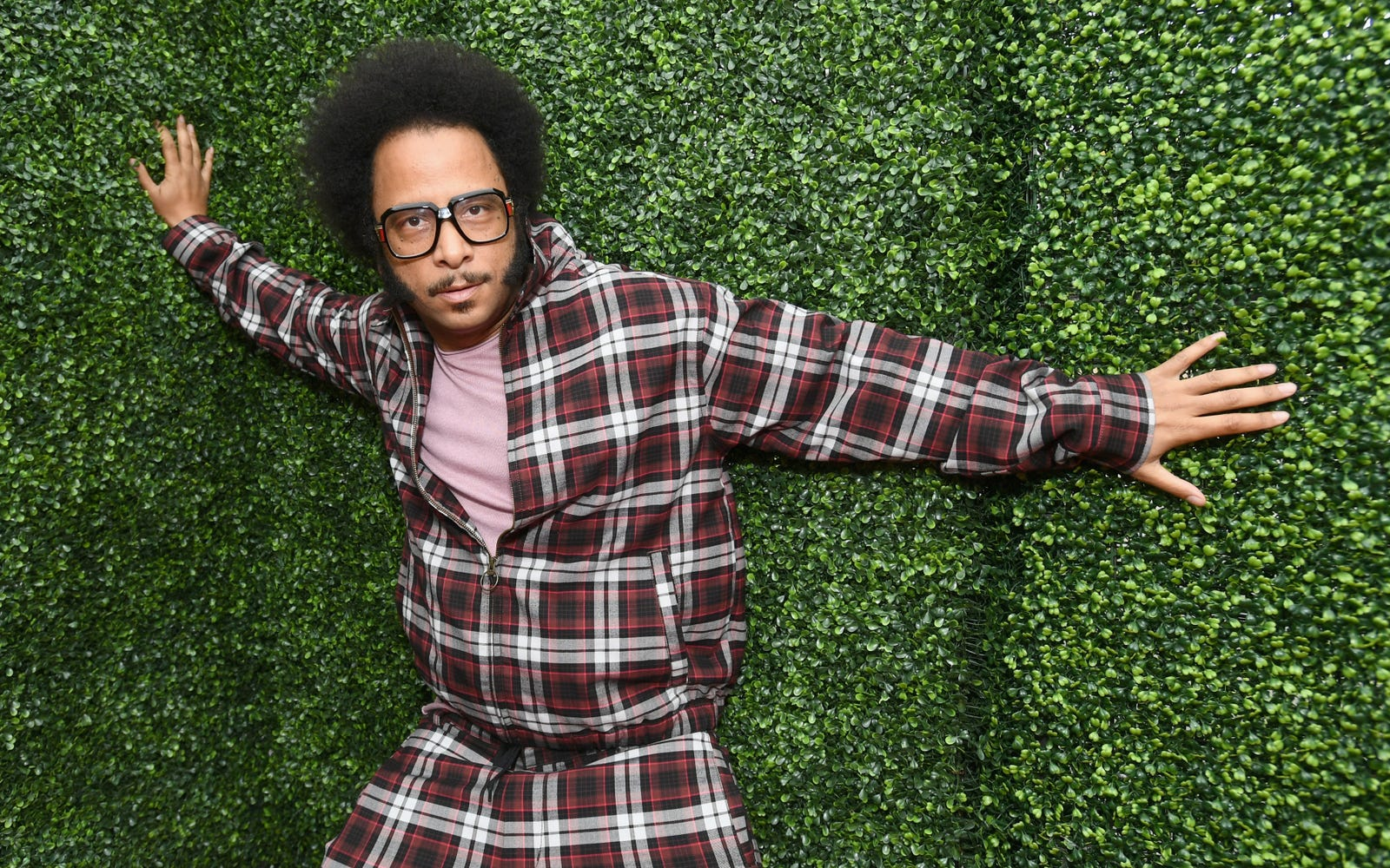 Director Boots Riley at the 2018 MTV Movie & TV Awards on June 16, 2018, in Santa Monica, Calif.