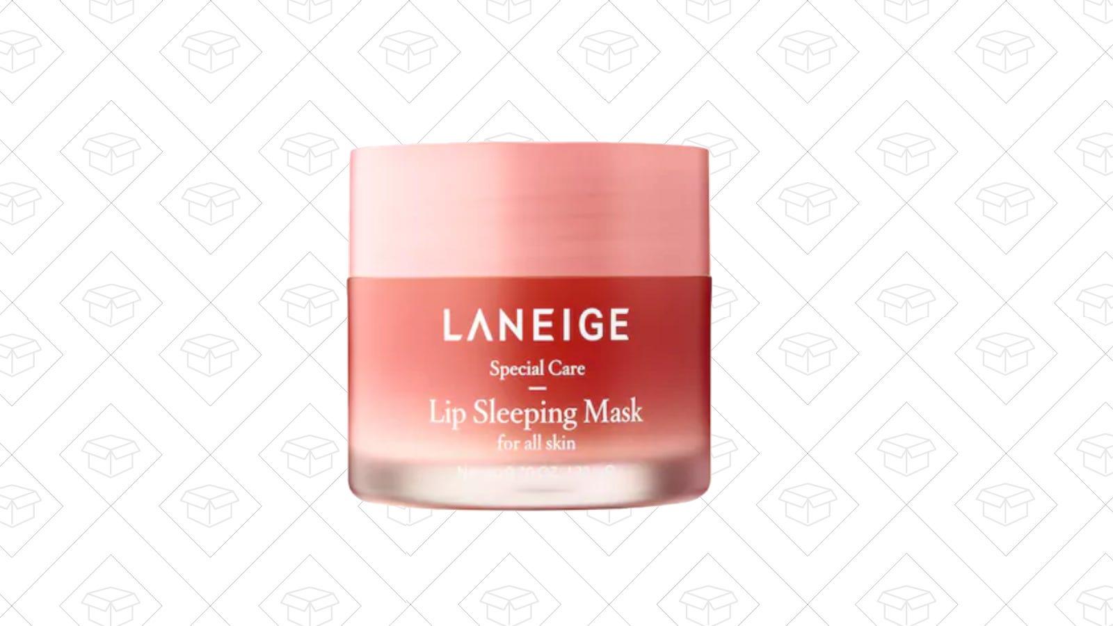 Laneige Lip Sleeping Mask | $20 | Amazon