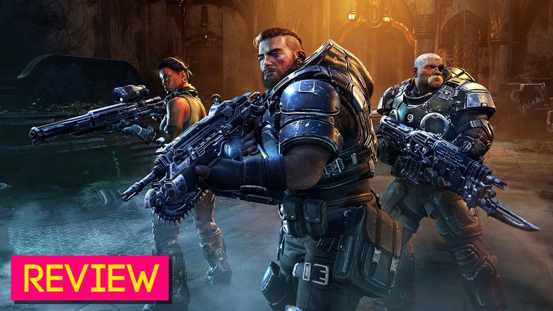 Gears Tactics: The Kotaku Review