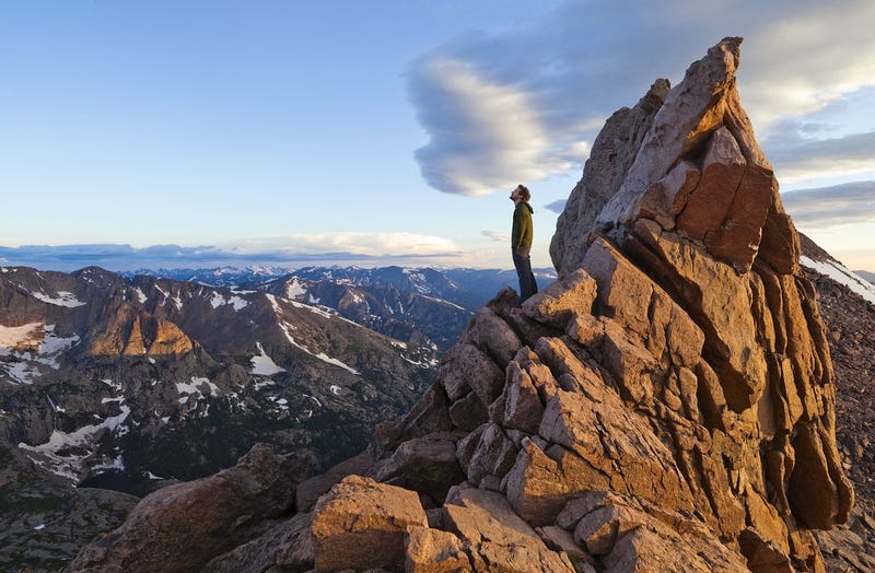в Скалистых горах