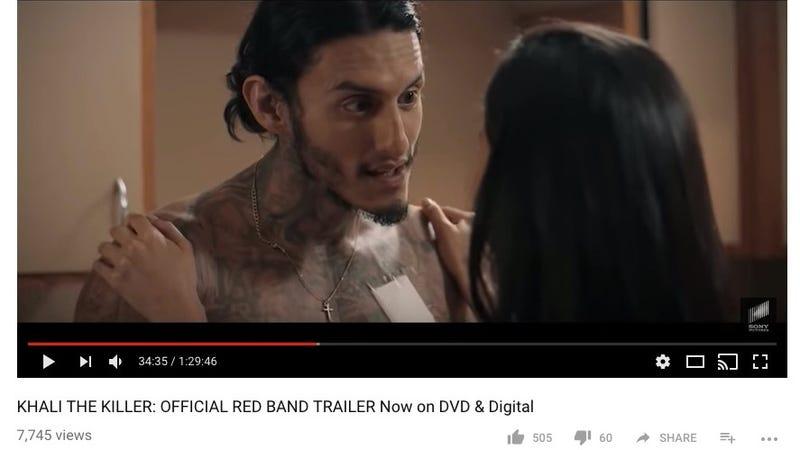 Az előzetes helyett a teljes filmet töltötték fel a YouTube-ra 1