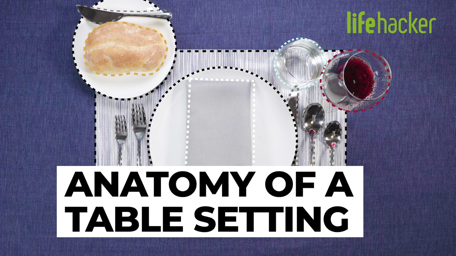How To Set A Table Properly For Any Meal,Girls Bedroom 2 Kids Bedroom Ideas For Small Rooms