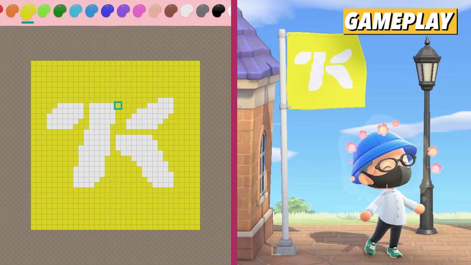 Animal Crossing New Horizons Design App Is Basically A Cute Ass Photoshop