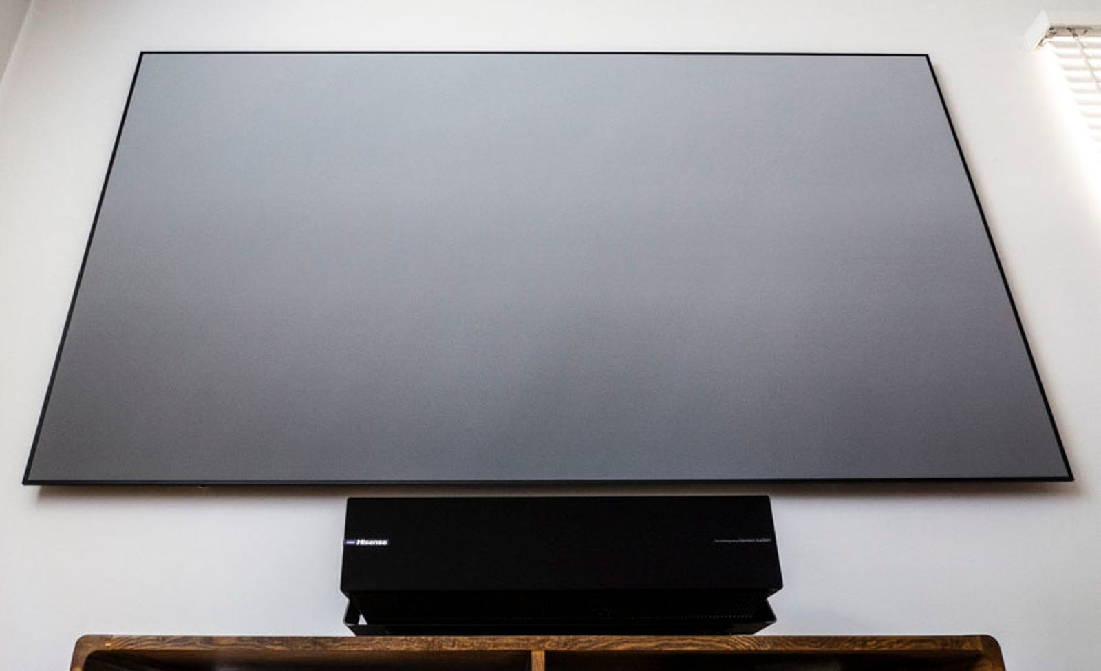 Behold The 100-Inch Laser TV