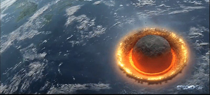 If An Asteroid Hit The Earth, How Safe Would You Be?