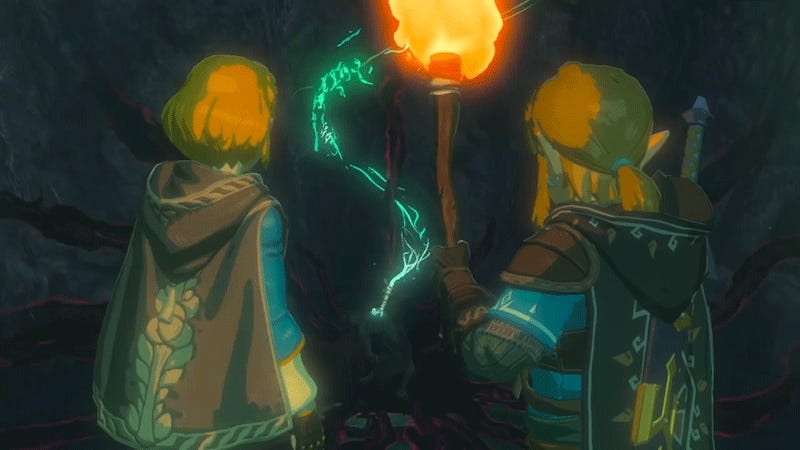 The Internet Reacts To Zelda S New Haircut In The Breath Of