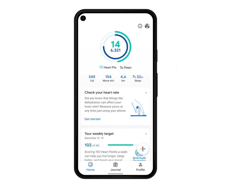Google перетворює смартфони на розумні годинники