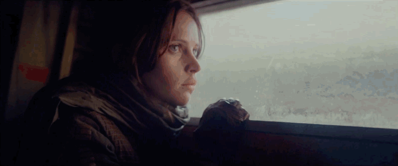 Image result for rogue one jyn