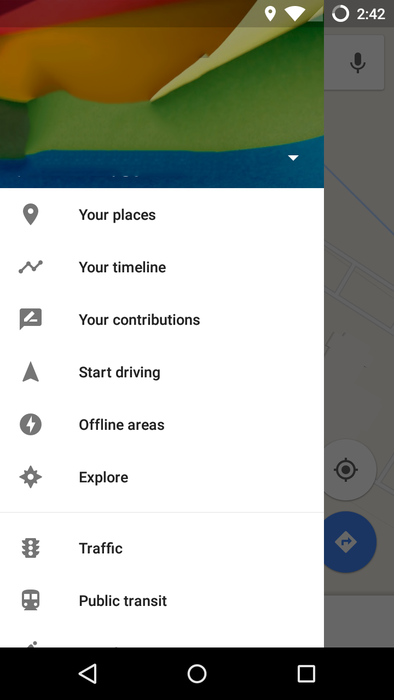 Google Maps Driving Mode Is Your Essential In Car Ai