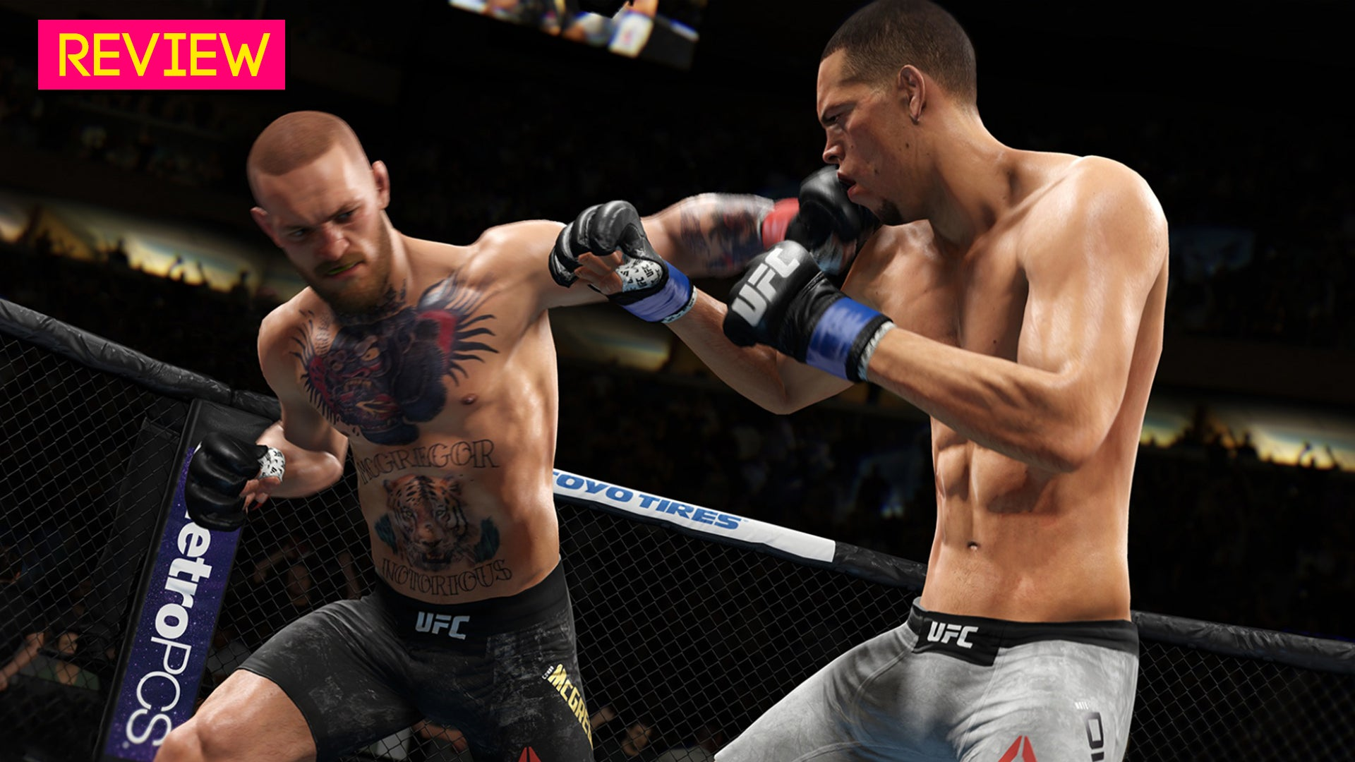 EA UFC 3: The Kotaku Review