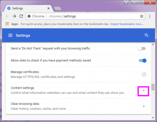 ACCESS-499] How To Block Or Allow Pop Ups In Google Chrome