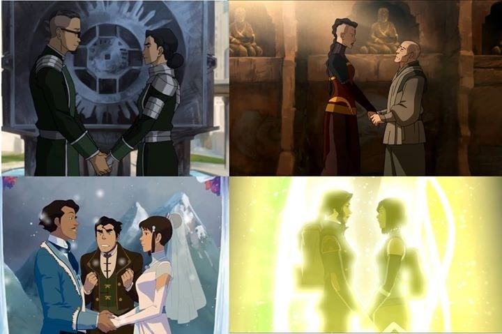 the legend of korra soundtrack ending relationship