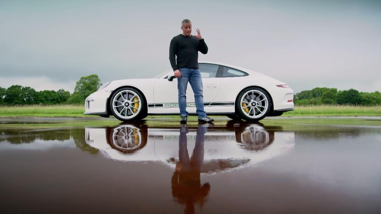 Top Gear's Matt LeBlanc Has Opinions On The Porsche 911 R