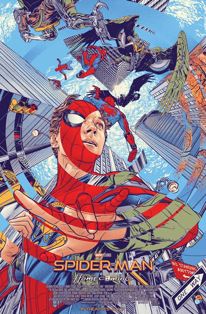 Spiderman Homecoming Post 01