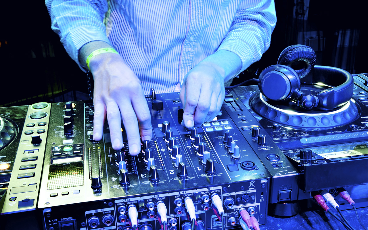 DJ This Party
