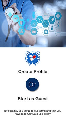 medical   apps for patients - True Reminder iphone and Android