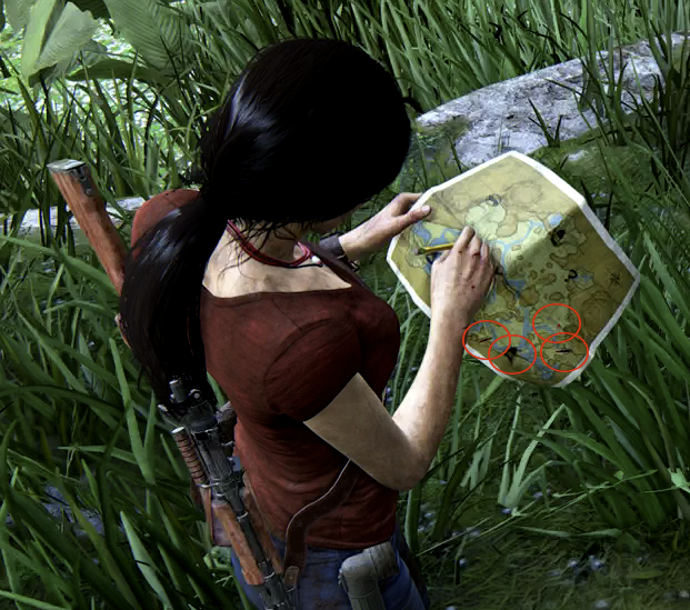 A Ridiculous Little Detail In Uncharted The Lost Legacy Kotaku Uk